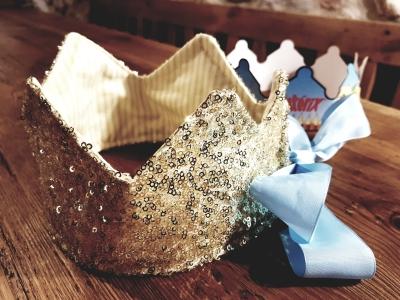 Homemade crown